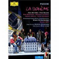 Cover Anna Netrebko / Piotr Bezcala - La Bohème - Puccini [DVD]